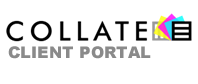 Logo of Collate Business Systems - Client Portal