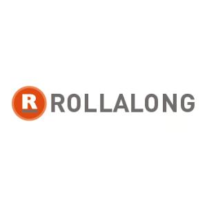 Rollalong logo