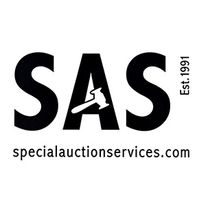 Collate Business Systems - Special Auction Services Newbury Logo